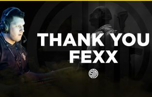TSM release Fexx from its PUBG line-up