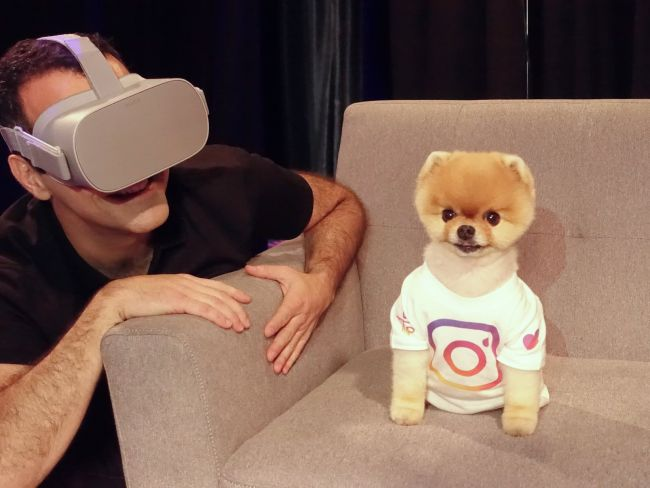 Oculus VP Hugo Barra has left Facebook