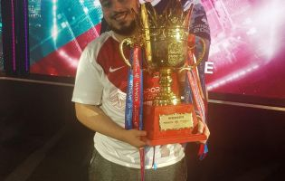 Usmakabyle wins his third PES League world championship