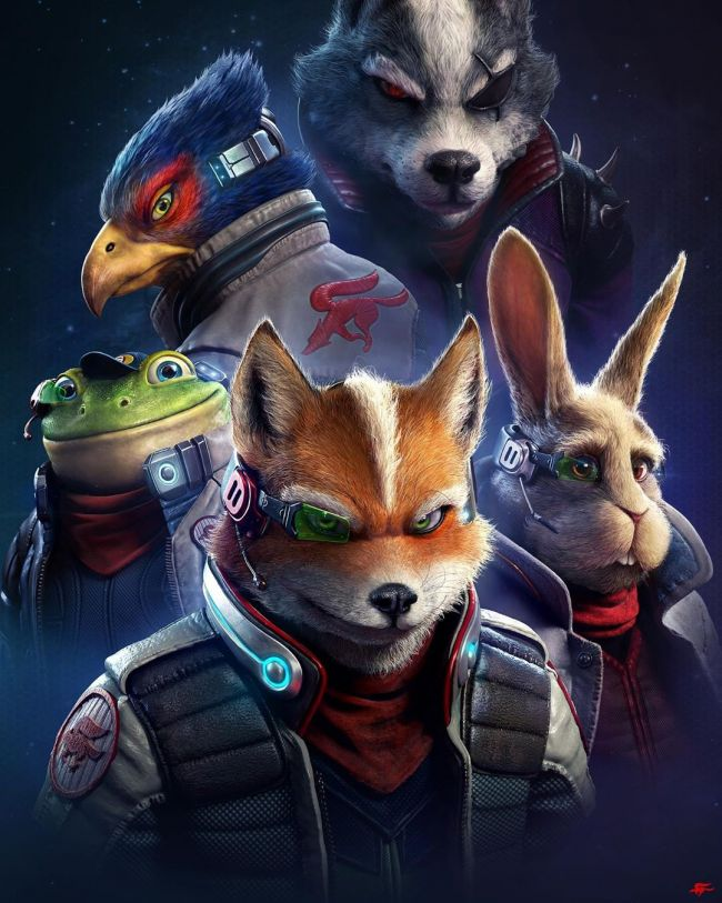 The Rogue One writer wants to make a Star Fox movie