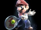 Serve like Djokovic in Mario Sports Superstars