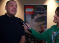 Dinosaurs gives Lego Jurassic World