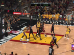 Lakers win or Heat comeback? NBA Finals as a video game