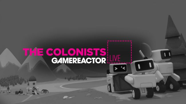 We're playing The Colonists on today's GR Live