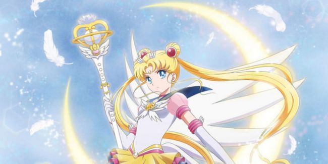 New magical Pretty Guardian Sailor Moon Eternal The Movie trailer
