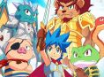 Monster Boy Switch Lite-specific content teased on Twitter