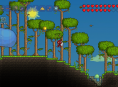 Terraria's latest update brings it up to par with the PC version