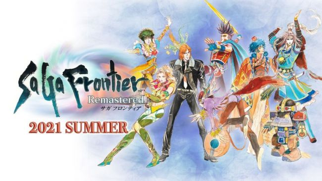 SaGa Frontier is receiving the remastered treatment