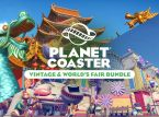 Planet Coaster: Console Edition goes old-school with Vintage & World's Fair bundle