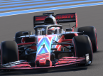 Behind the Wheel of F1 2020