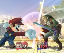 Smash Bros. Wii U far away