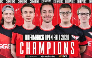 Heroic are your Dreamhack Open Fall Grand Finals victors
