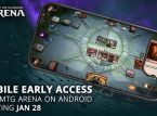 Magic the Gathering: Arena is coming to Android devices on January 28