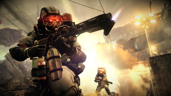 Fresh batch of Killzone 3 pics