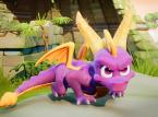 Physical Spyro Reignited Trilogy requires hefty update
