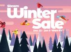 Steam's Winter Sale has kicked off