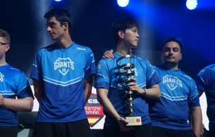 Giants won LoL ESL Masters as (many) expected