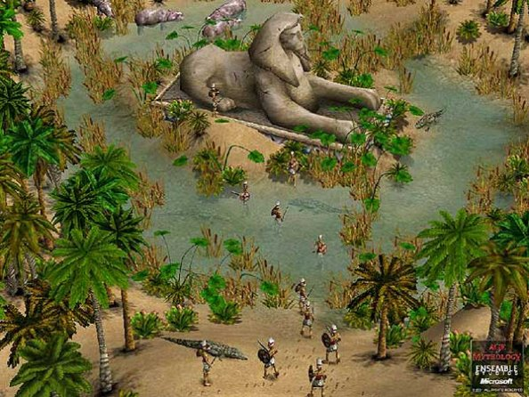 Relic Entertainment hint at Age of Mythology Definitive Edition development