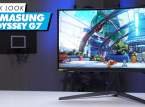 We check out the Samsung Odyssey G7 gaming monitor