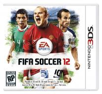 FIFA 12 gets its box art