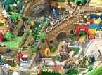 Check out the almost-finished Super Nintendo World theme park