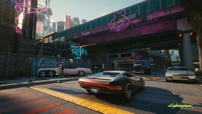 CD Project Red shows Cyberpunk 2077's gangs and setting in two new trailers
