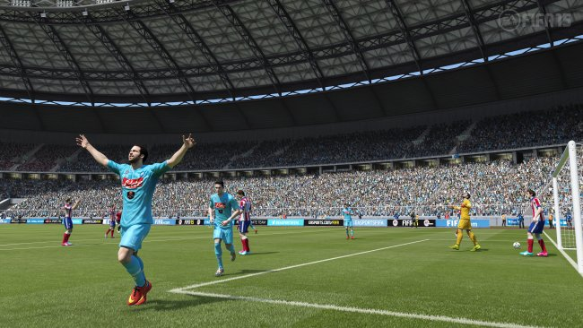 FIFA 15: Hands-on Impressions