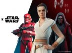 Star Wars-themed cosmetics now available in Fortnite