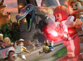 Charts: Lego Jurassic World retains first position