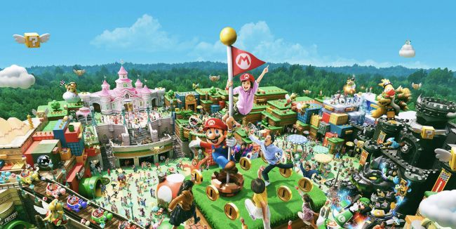 Super Nintendo World Japan will open next week