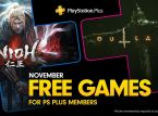 PS4 users to get Nioh and Outlast 2 with November's PS Plus