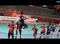Watch the latest Handball 21 footage here at Gamereactor