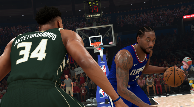 NBA 2K21 (PS5) Review
