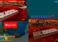 Watch our Super Mario 3D All-Stars graphical comparison
