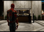 Here's the glitch where Mary Jane dresses as Spider-Man
