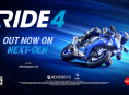 Ride 4 is now available on new-gen consoles