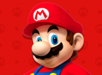 Mario is once more a plumber