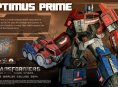 Optimus Prime in Transformers: Rise of the Dark Spark
