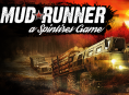 Spintires: MudRunner gets a new wild trailer