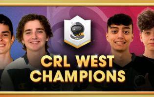 Spacestation Gaming are CRL West champions