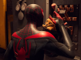 Spider-Man: Miles Morales has a suit with a Spider-Cat in it