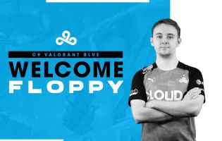 Cloud9 Blue adds Xeppaa and Floppy to its line-up