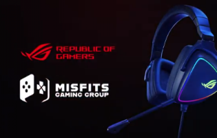 Misfits Gaming Group adds Asus ROG as its exclusive audio partner
