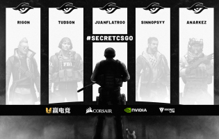 Team Secret moves into CS:GO with Team M1x roster