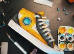 Check out these awesome Claptrap-inspired shoes