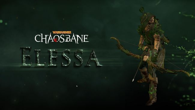 Warhammer: Chaosbane shows off the Wood Elf