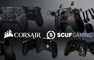 Corsair completes purchase of Scuf Gaming