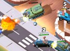 Crash of Cars releases for iOS and Android today