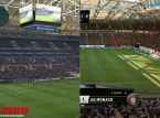 Watch our PES 2019 vs FIFA 19 4K graphics comparison