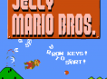 Jelly Mario is a very weird version of Super Mario Bros